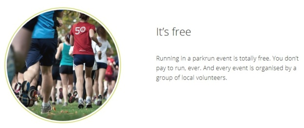 Parkrun Forever Free