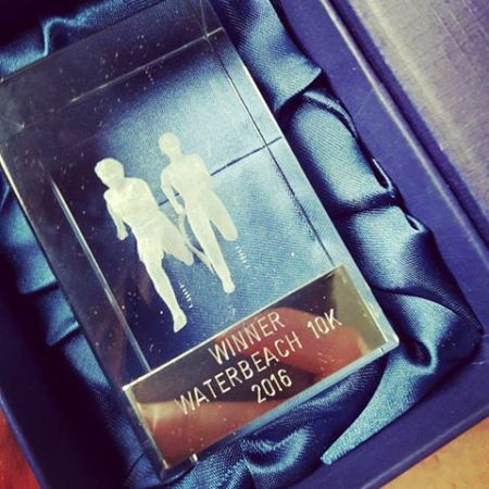 Waterbeach 10k Trophy