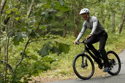 Barak on a Bike.jpg