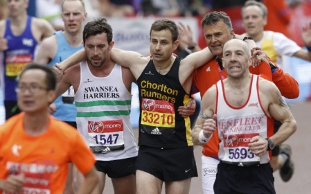 Matthew Rees Credit London Marathon