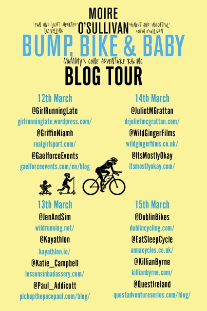 _Bump Bike and Baby Blog Tour