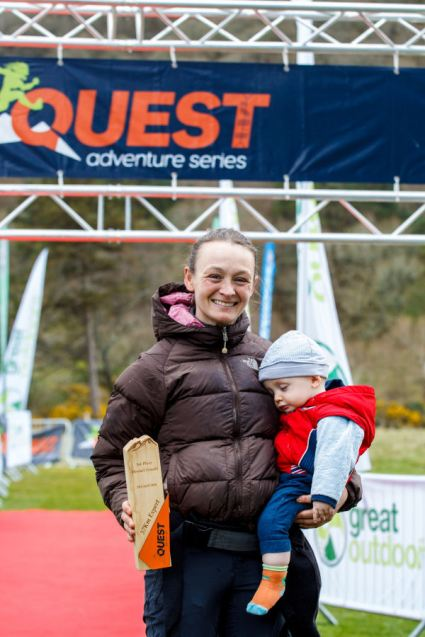 Quest Glendalough Podium 2016